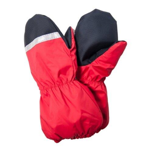 Рукавицы Snow K19175 KERRY, 00622 синий/красный/серый, размер 1