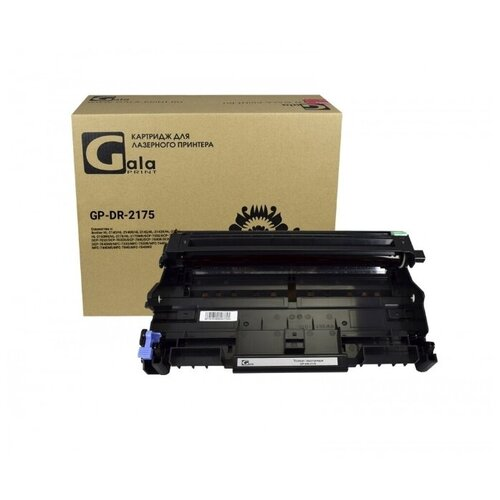 brother dr2175 Фотобарабан DR2175, черный, для лазерного принтера Brother, совместимый