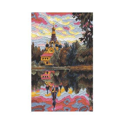 Набор для вышивания CM-1484 ( ЦМ-1484 ) Цветы заката тают в небе