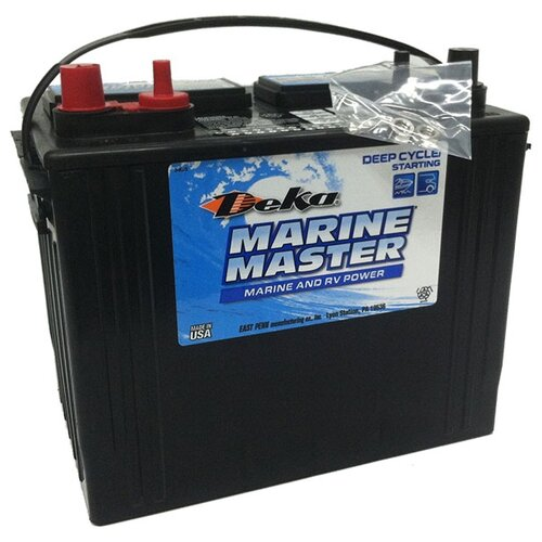 Автомобильный аккумулятор Deka Marine Master DP24 DT
