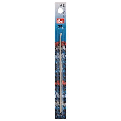 Купить Крючок Prym без ручки 195184 диаметр 3.5 мм, длина 14 см, серебристый, Крючки