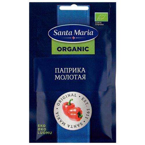 Santa Maria Пряность Паприка молотая organic, 17 г