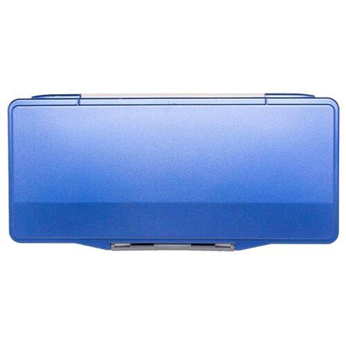 Купить Палитра Малевичъ герметичная 12.5х27.5 см (195186) синий, Инструменты для рисования