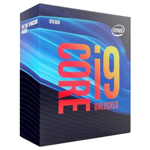 Процессор Intel Core i9-9900K, BOX процессор intel core i9 9900k 3600mhz lga1151 l3 16000kb oem