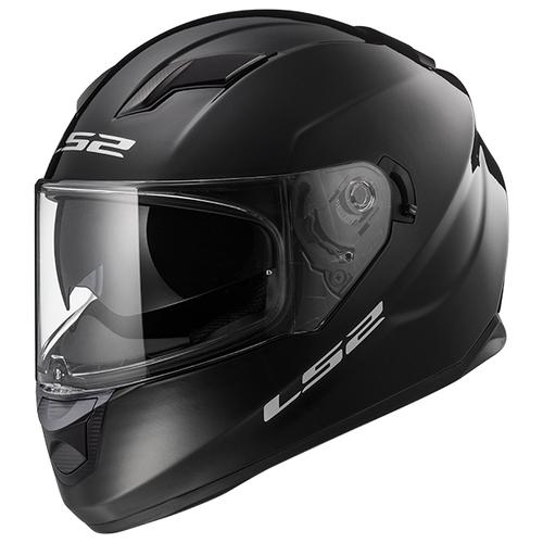Шлем LS2 FF320 STREAM EVO Gloss Black (M, Gloss Black)