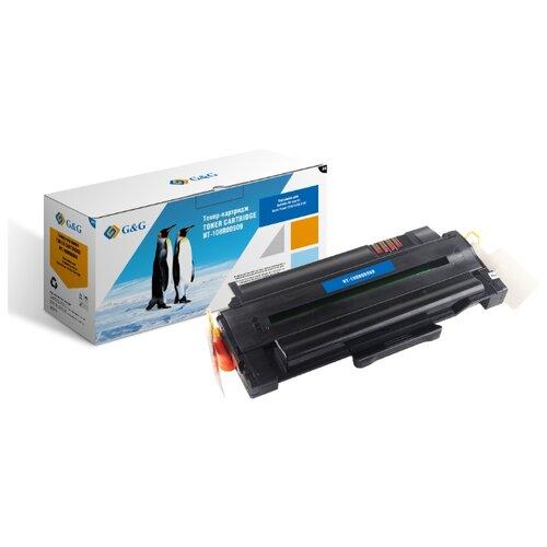 Фото - Картридж лазерный G&G NT-108R00909 черный (2500стр.) для Xerox Phaser 3140/3155/3160 картридж xerox 108r00909 108r00909 108r00909 108r00909 108r00909 108r00909 для для phaser 3140 3155 3160 2500стр черный