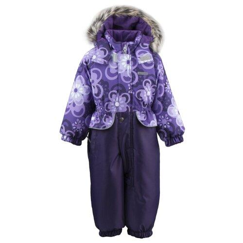 Купить Комбинезон KERRY FRAN K19409 A размер 80, 3610 фиолетовый, Теплые комбинезоны