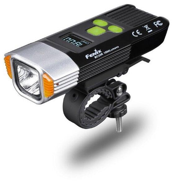 Фонарь светодиодный для велосипедов Fenix BC35R, 1800 лм, аккумулятор