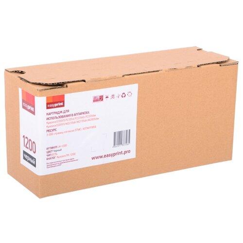 Фото - Картридж EasyPrint LK-1200, совместимый картридж easyprint lk 895k черный для лазерного принтера