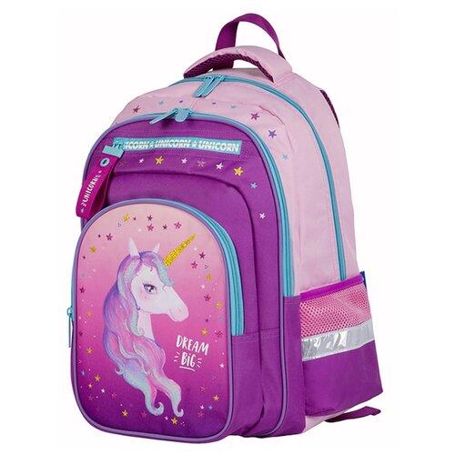 Berlingo рюкзак Ergo Dreams, розовый/фиолетовый фото