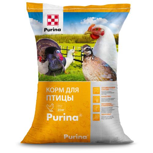 Комбикорм для продуктивных перепелов Purina 25 кг.