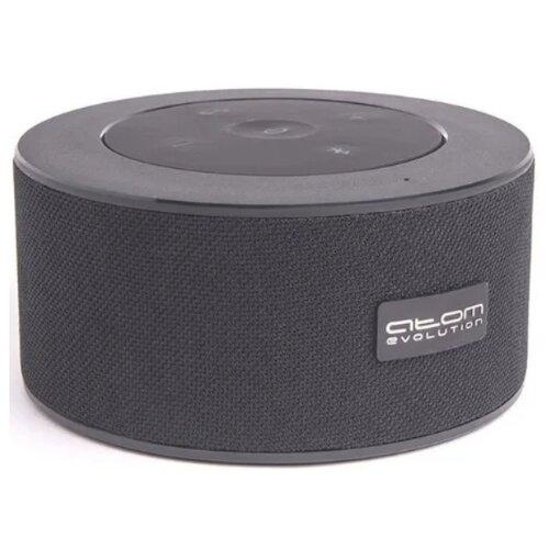 Портативная акустика Atom BS-11 черный.