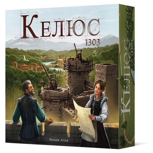 Настольная игра Crowd games Келюс 1303