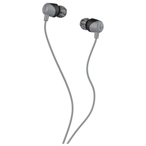 Фото - Наушники Skullcandy JIB, grey/black наушники с микрофоном skullcandy jib earbuds with microphone eac зеленый s2duyk