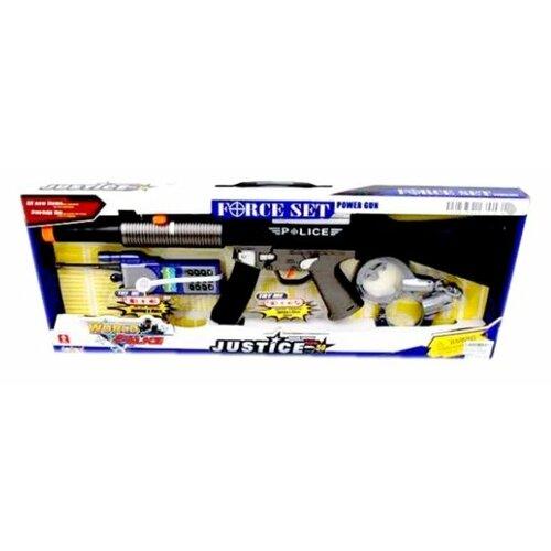 Купить Игровой набор Shantou Gepai Force Set 34230, Полицейские и шпионы