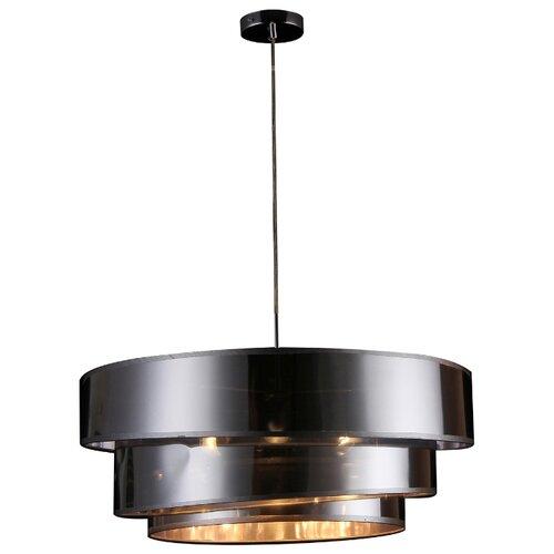 Светильник Natali Kovaltseva Loft Lux LUX 77034-3P chrome, E27, 120 Вт natali kovaltseva подвесной светильник natali kovaltseva loft lux 77031 1p gold 40097