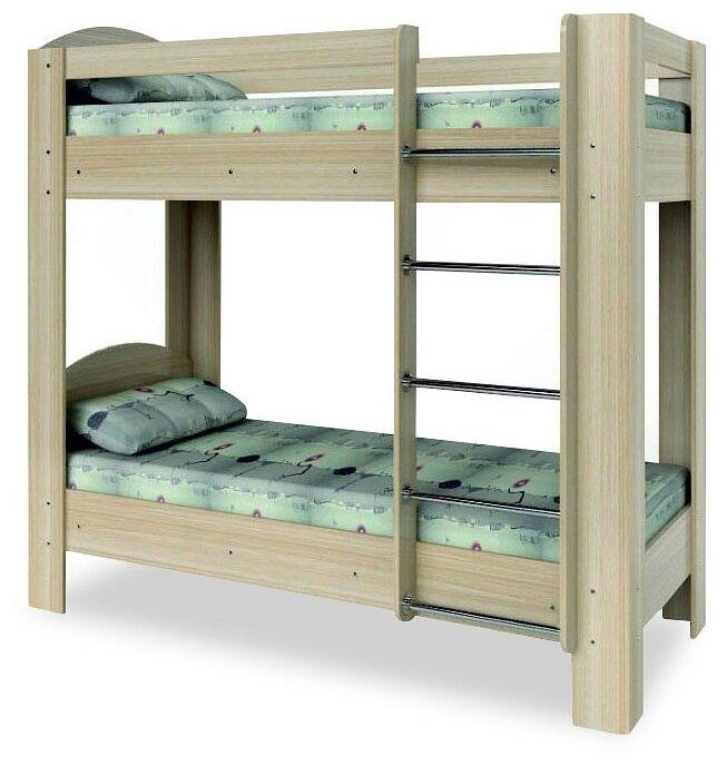 Двухъярусная кровать детская Compass КД-02 — купить по выгодной цене на Яндекс.Маркете