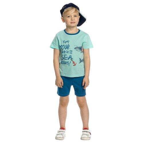 цена на Комплект одежды Pelican размер 3, ментол