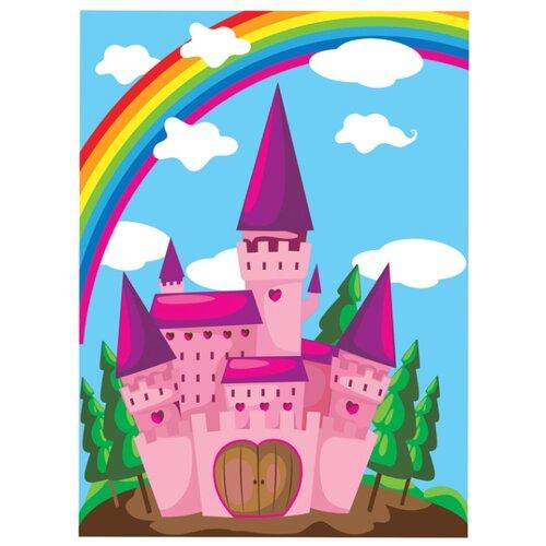 Юнландия картина по номерам Замок 13.5х18.5 см (661602)
