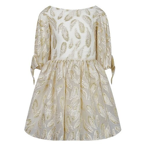 Платье David Charles размер 152, кремовый