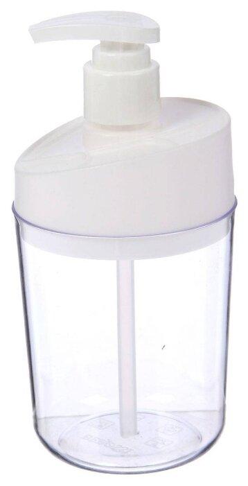 Дозатор для жидкого мыла BEROSSI Eco