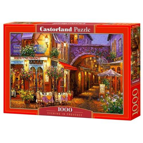 Купить Пазл Castorland Evening in Provence (C-104123), 1000 дет., Пазлы