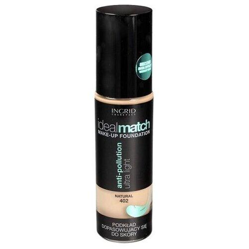 Ingrid Cosmetics Тональный крем Ideal Match, оттенок: 402 тональный крем ingrid mineral matt тон 304 песочный