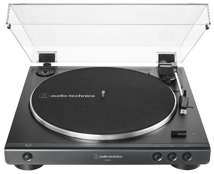 Виниловый проигрыватель Audio-Technica AT-LP60X