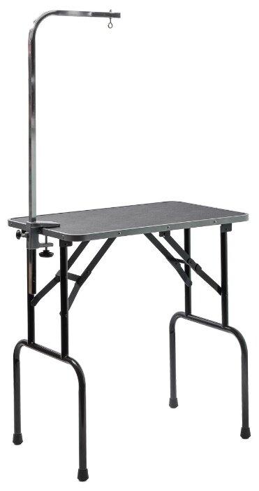 V.I.Pet Стол для груминга Профи складной с кронштейном 76х47х83 см, 9,4 кг TP15430