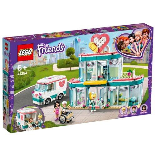 цена на Конструктор LEGO Friends 41394 Городская больница Хартлейк Сити