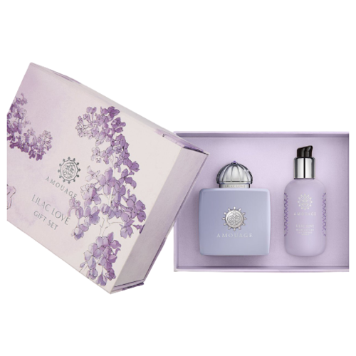 Парфюмерный набор Amouage Lilac Love