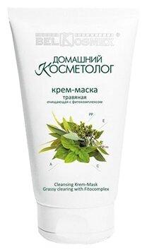 Belkosmex Крем-маска Травяная очищающая с фитокомплексом