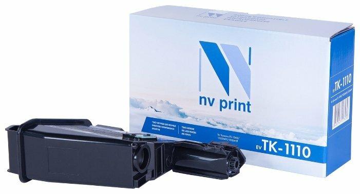 Картридж NV Print TK-1110 для Kyocera, совместимый — купить по выгодной цене на Яндекс.Маркете