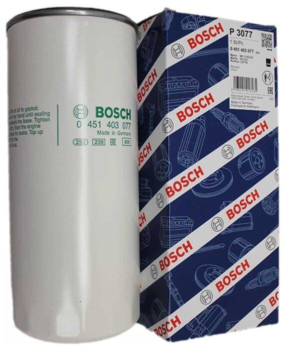 Масляный фильтр BOSCH 0451403077