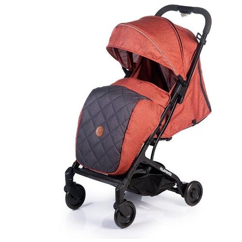 Прогулочная коляска Acarento Provetto красный/серый прогулочная коляска acarento provetto серый