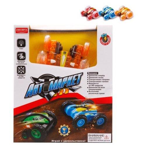 Купить Машина р/у Наша Игрушка серия Автомаркет, свет, встроенный аккумулятор, USB шнур (ZYB-B2738-5), Наша игрушка, Радиоуправляемые игрушки