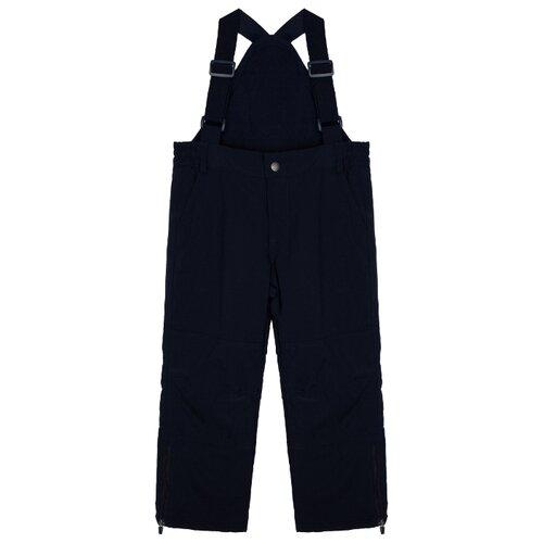 Купить Полукомбинезон Gulliver размер 146, синий, Полукомбинезоны и брюки