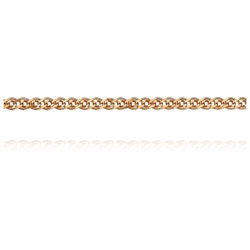 АДАМАС Цепь из золота плетения Нонна ЦН235А2-А51, 40 см, 2.88 г