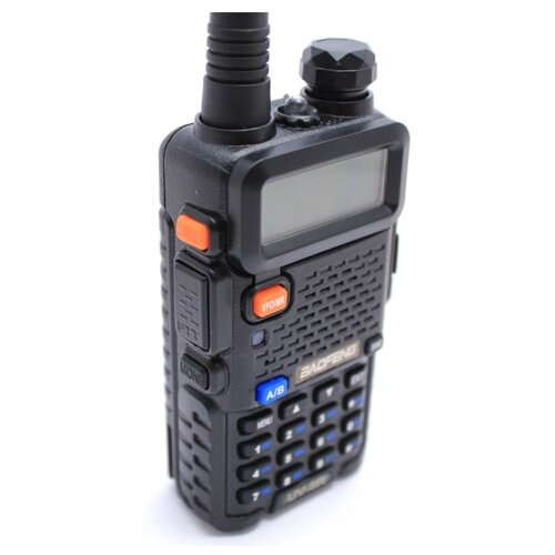Рация Baofeng UV-5R Tri-Band черный