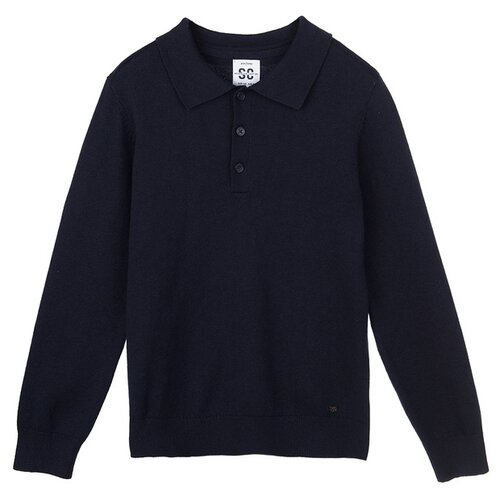 Купить Джемпер playToday размер 158, темно-синий, Свитеры и кардиганы