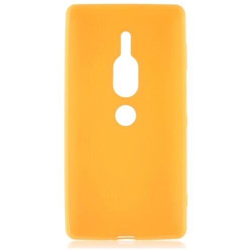 Чехол Rosco XZ2P-COLOURFUL для Sony Xperia XZ2 Premium оранжевый