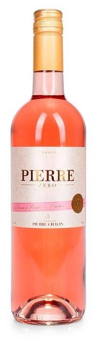 Вино французское розовое безалкогольное Pierre 0 Pierre Chavin 0.75 L