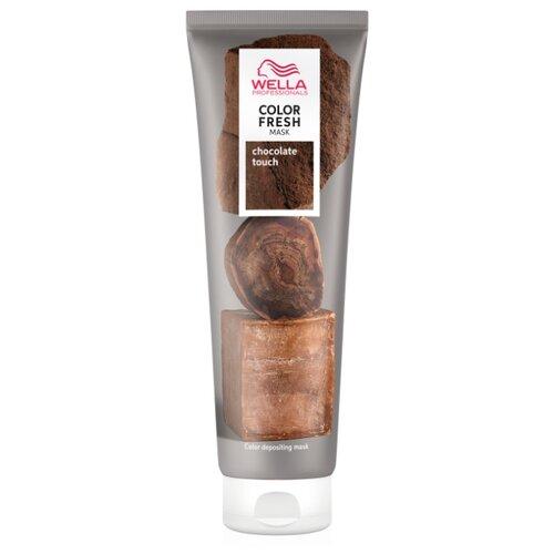 Купить Wella Professionals Оттеночная маска для волос Color Fresh Chocolate Touch (Шоколадный мусс), 150 мл
