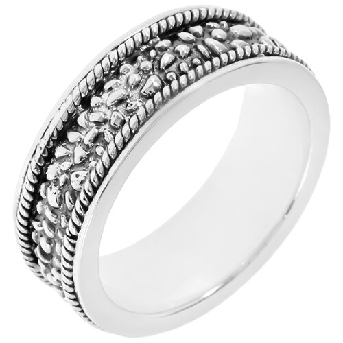 Balex Кольцо 1446900020 из серебра 925 пробы, размер 21.5