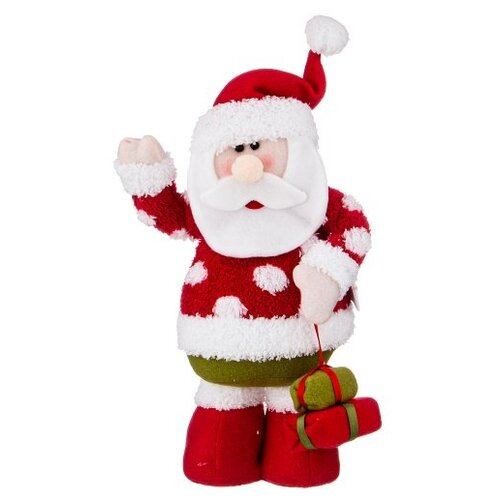 Фигурка Lefard Дед Мороз 476-112 красный