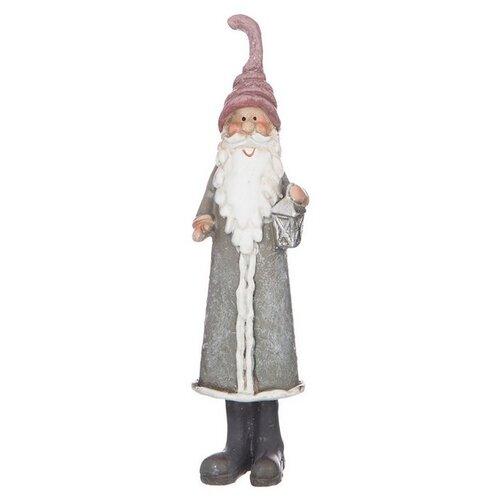Фигурка Lefard Дед Мороз 100-799 серый