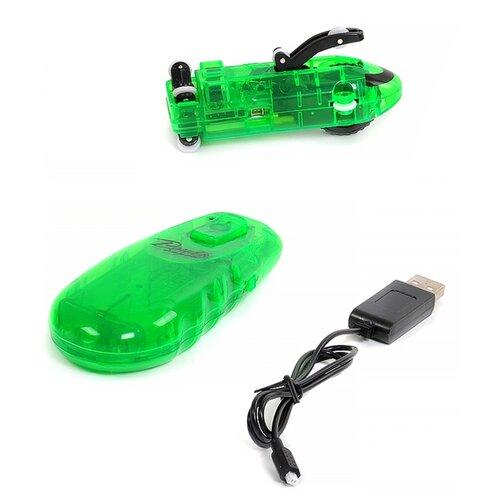 Купить Машинка China Bright Pacific для аэротрека (022-8) зеленый, Радиоуправляемые игрушки