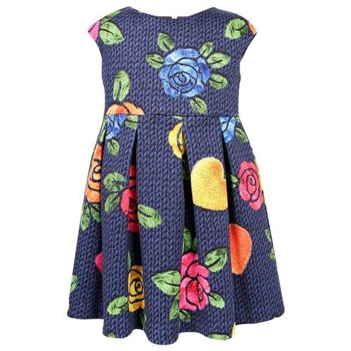 Платье Elsy размер 110, синий