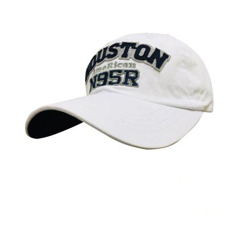 Бейсболка Be Snazzy Houston (CZD-0029) размер 56-60, белый/синий