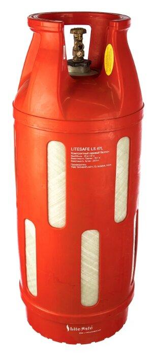 Газовый баллон LiteSafe LS 47L композитный 47 л